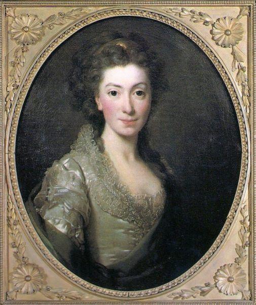 Księżna Izabela Czartoryska pod wpływem męża zakończyła romans z Lauzunem... by rzucić się w ramiona kolejnych kochanków. Obraz Alexandra Roslina z 1774 roku.