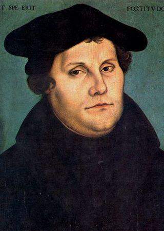 Jednym ze znajomych Arguli von Grumbach był sam ojciec reformacji Marcin Luter.
