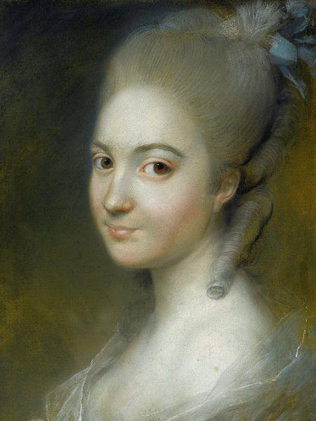 Generałowa Aleksandra Zajączkowa, to ona sprowadziła do Polski pamiętniki de Lauzuna.