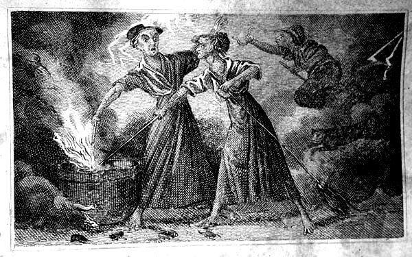 Litwa rajem dla czarownic?