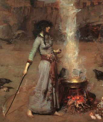 Na Litwie aż do XVIII wieku nie dopuszczano do polowań na czarownice ludzi Kościoła.