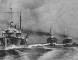 Okręty Roborniczo-Chłopskiej Floty Czerwonej