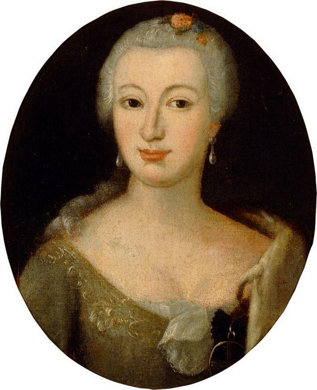 Aleksandra z Czartoryskich Ogińska - kobieta nie tylko piękna, ale też niezwykle silna (źródło: domena publiczna).
