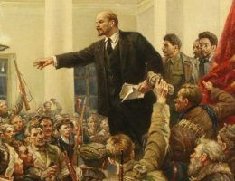 leninsmolnyinstitute1917 declaresovietpowercr