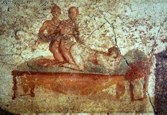 Seks po rzymsku. Nic dodać, nic ująć