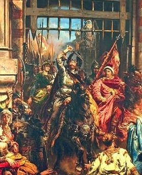 Legendarny wjazd Chrobrego do Kijowa. Czy równie chwalebną była zapomniana wyprawa na Słowację?