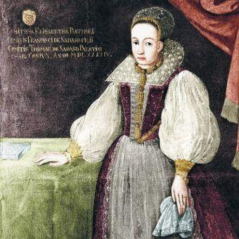 z13675672Q,Elzbieta Batory 1560 1614 w mlodosci slynela z u