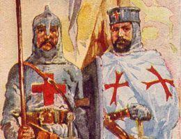 Cruzado e Templario (Roque Gameiro