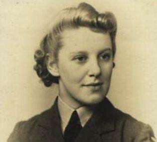 Audrey John-Brown. Żołnierka opowiadająca o próbie gwałtu ze strony polskich lotników.