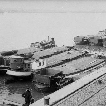 """Wilhelmshaven, Prahme für """"Unternehmen Seelöwe"""""""