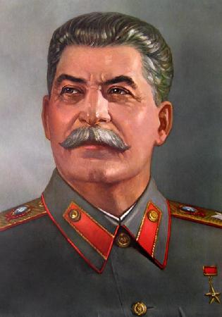 Jeżeli wierzyć relacjom wcale się on nie spodobał Stalinowi. Ale może była to tylko udawana skromność?