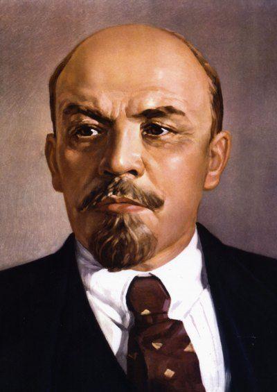 Syfilitykiem miał być rzekomo m.in. Włodzimierz Lenin.