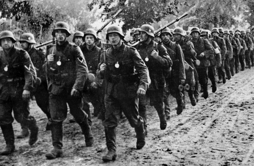 Mimo długoletniej indoktrynacji nawet część żołnierzy Wehrmachtu nie odczuwała euforii związanej z napaścią na Polskę.