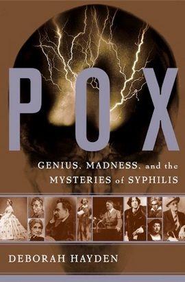 Artykuł powstał w oparciu o książkę: Pox. Genius, Madness, and the Mysteries of Syphilis, Basic Books 2004.