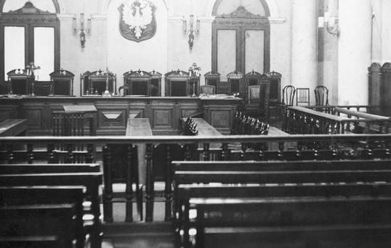 O tym czy Naum Abraham Halbersztadt naruszył dobre imię Hitlera musiał zdecydować Sąd.