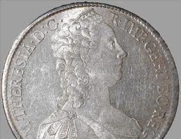 Maria Teresa raczej nie przewidywała, że za 150 lat jej talar pomoże wygrać wojnę kolonialną włoskiemu dyktatorowi...