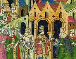 Alexander of Poland and Elena Ivanovna's wedding