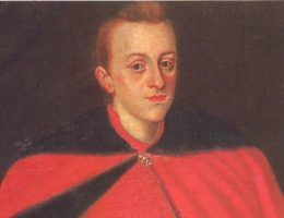Prince Wladyslaw Sigismund detail