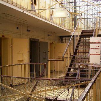 Więzienie w Schwerinie. Obecnie znajduje się tam muzeum (fot. ze zbiorów muzealnych).
