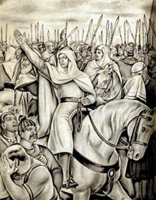 Muhammad ibn al-Qasim w boju.