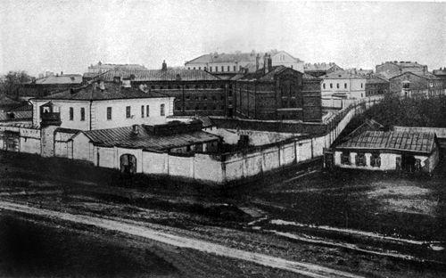 Niesławne więzienie w Orle.