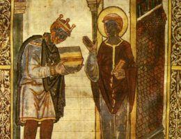 Król Northumbrii