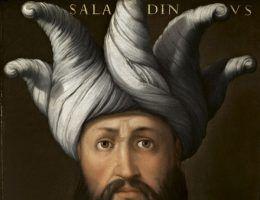 Cristofano dell'altissimo, saladino, ante 1568 Serie Gioviana