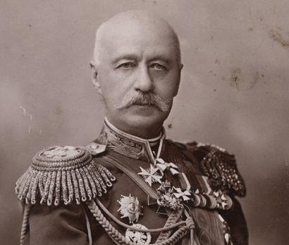 Aleksander Imeretyński we własnej osobie.