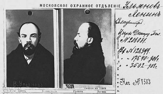 W związku ze swoją aktywnością polityczną Lenin szybko trafił na orbitę zainteresowania Ochrany.
