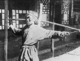 Więźień chińskiego obozu