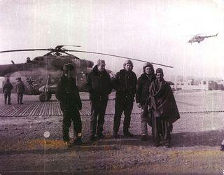 Jedynym sukcesem jakim mogła się pochwalić radziecka służba zdrowia w Afganistanie był transport rannych helikopterami (fot. E.Kuvakin; lic. CC ASA 3,0).