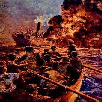 W czasie II wojny światowej na Atlantyku stoczono dziesiątki bitew konwojowych, ale żadna z nich nie może się równać z tym co wydarzyło się w dniach 16-19 marca 1943 r.