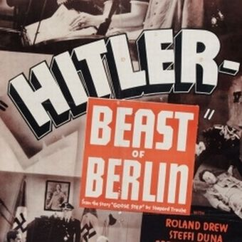 Hitler berlińska bestia