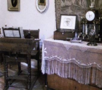 Typowy pokój XIX-wiecznej nastolatki (fot. Muzeum Historyczne Miasta Krakowa).
