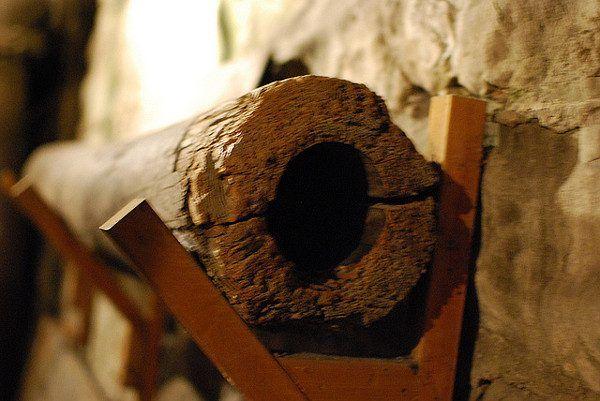 Pierwsze rury kanalizacyjne w Seattle również były drewniane... (fot.  Karen Neoh, CC BY-SA 2.0)
