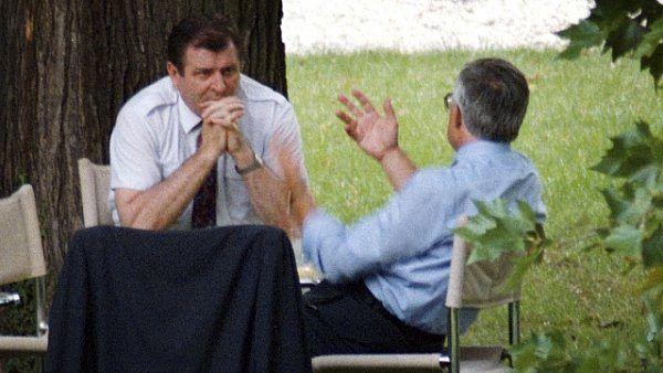 Mečiar i Klaus w willi Tugendhat. Swobodna rozmowa o rozbiciu państwa...