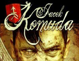 """A oto nasza nagroda: książka Jacka Komudy """"Zborowski"""" (Fabryka Słów 2012)."""