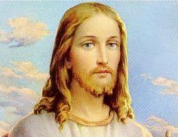 Czyż Jezus na tym obrazku nie wygląda jak wykapany Aryjczyk?