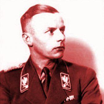 SS-Obergruppenführ Friedrich Krüger był pierwszym celem akcji AK wymierzonej w wysokiego urzędnika niemieckiego w dzielnicy niemieckiej.