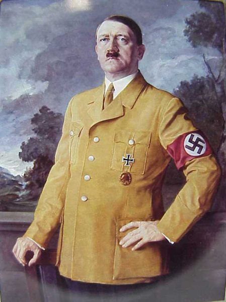 Hitler u kresu swych dni bardzo żałował, że nie doszło do nazistowskiego dżihadu.