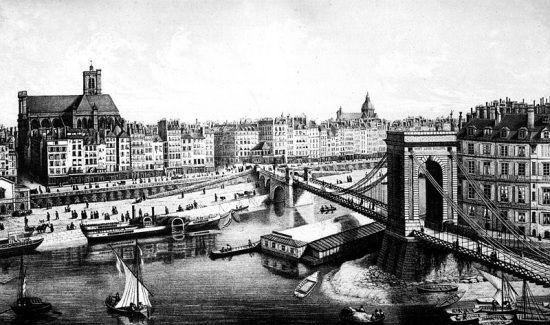 Dawny Paryż: chaotyczny, zaskakujący i niezbyt ładnie pachnący....