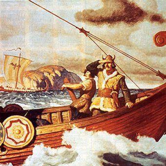 Wikingowie byli wielkimi miłośnikami sportu, który pozwalał im utrzymać dobrą formę, tak potrzebną potrzebną podczas ich wypraw.