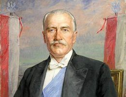 portret ignacego moscickiego