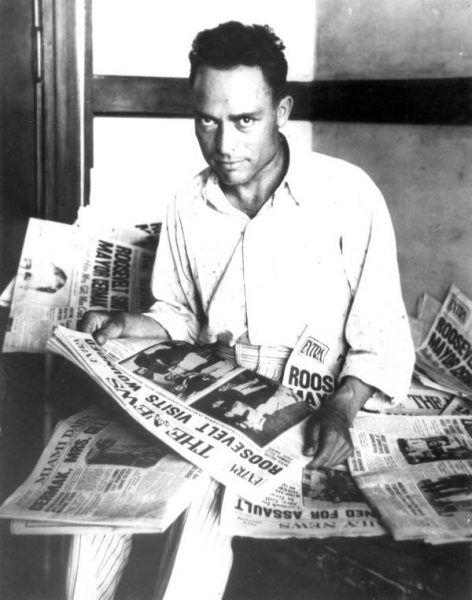 Giuseppe Zangara. To on 15 lutego 1933 r. usiłował zamordować Franklina D. Roosevelta.