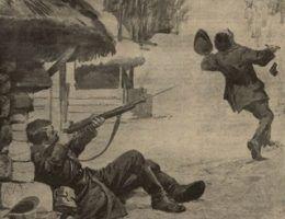 Między gajowymi a kłusownikami w II RP często dchodziło do wymiany ognia. Ofiary śmierletne były po obu stronach.