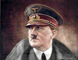 Zadaniem oddziału Iron Cross było schwytanie prominentnych nazistowskich dygnitarzy z Adolfem Hitlerem na czele (il. domena publiczna).