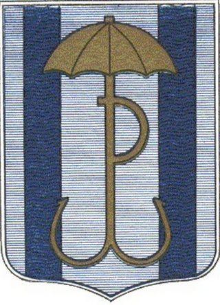 """Odznaka batalionu """"Parasol""""."""