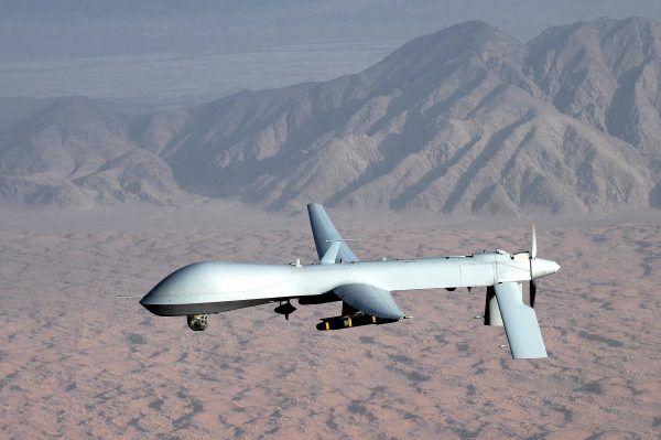 MQ-1 Predator. To rakieta wystrzelona za jego pomocą była początkiem definitywnego końca Muammara Kaddafiego.