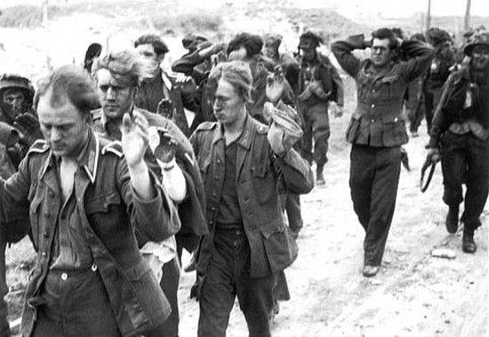 Dopływ nowych żołnierzy dla Polskich Sił Zbrojnych na Zachodzie w 1944 r. gwarantowali Polacy przymusowo wcieleni do Wehrmachtu.