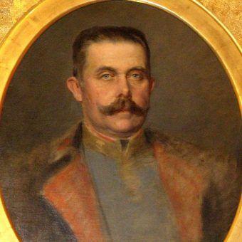 Franciszek Ferdynand w 1914 roku (źródło: domena publiczna).